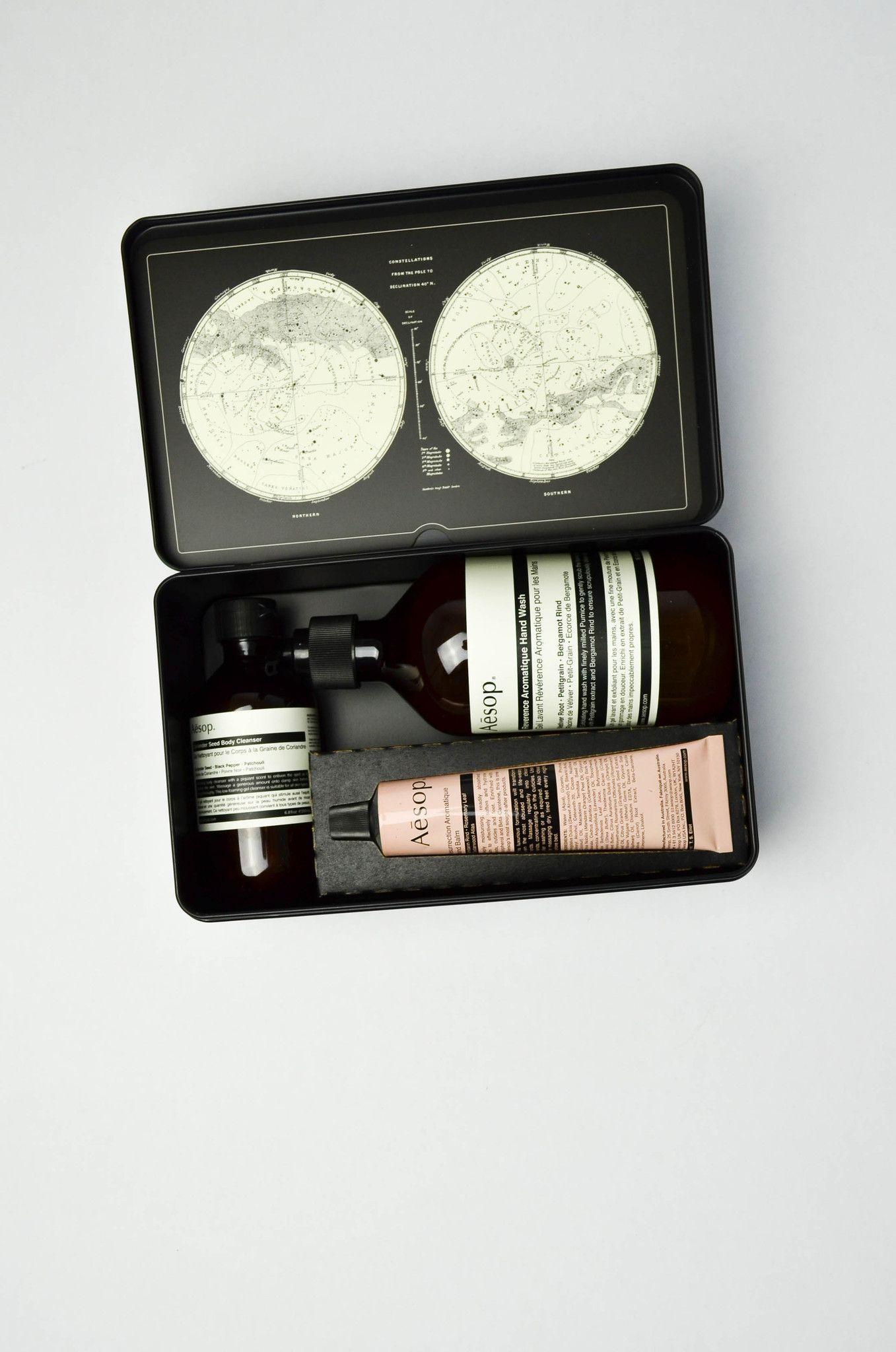 Aesop Andromeda Kit On Garmentory Hand Balm Body Cleanser The Balm