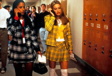 Image result for clueless hallway picture