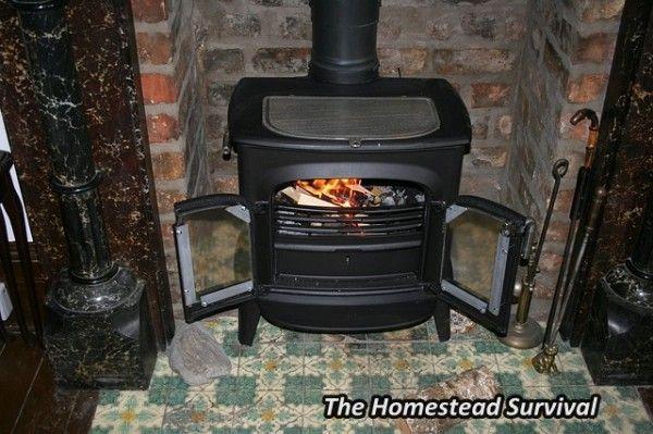 Diy Fireplace And Wood Stove Maintenance Cleaning Your Own Flue Wood Stove Wood Burning Stove Wood Stove Fireplace