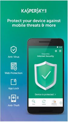 kaspersky internet security for android download apk
