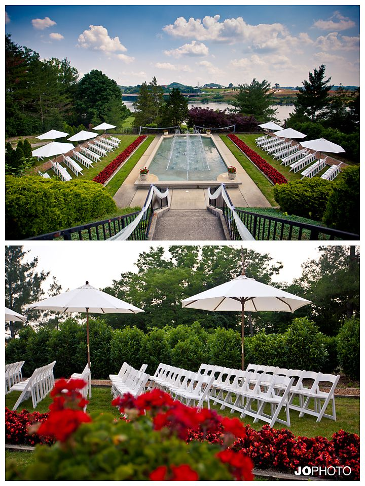 Spring Crescent Bend Wedding In Knoxville Tn By Photographers Jophoto House And Gardens