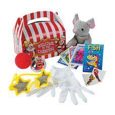 cadeau anniversaire cirque