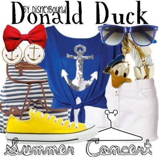 Donald Duck | Disney Bound