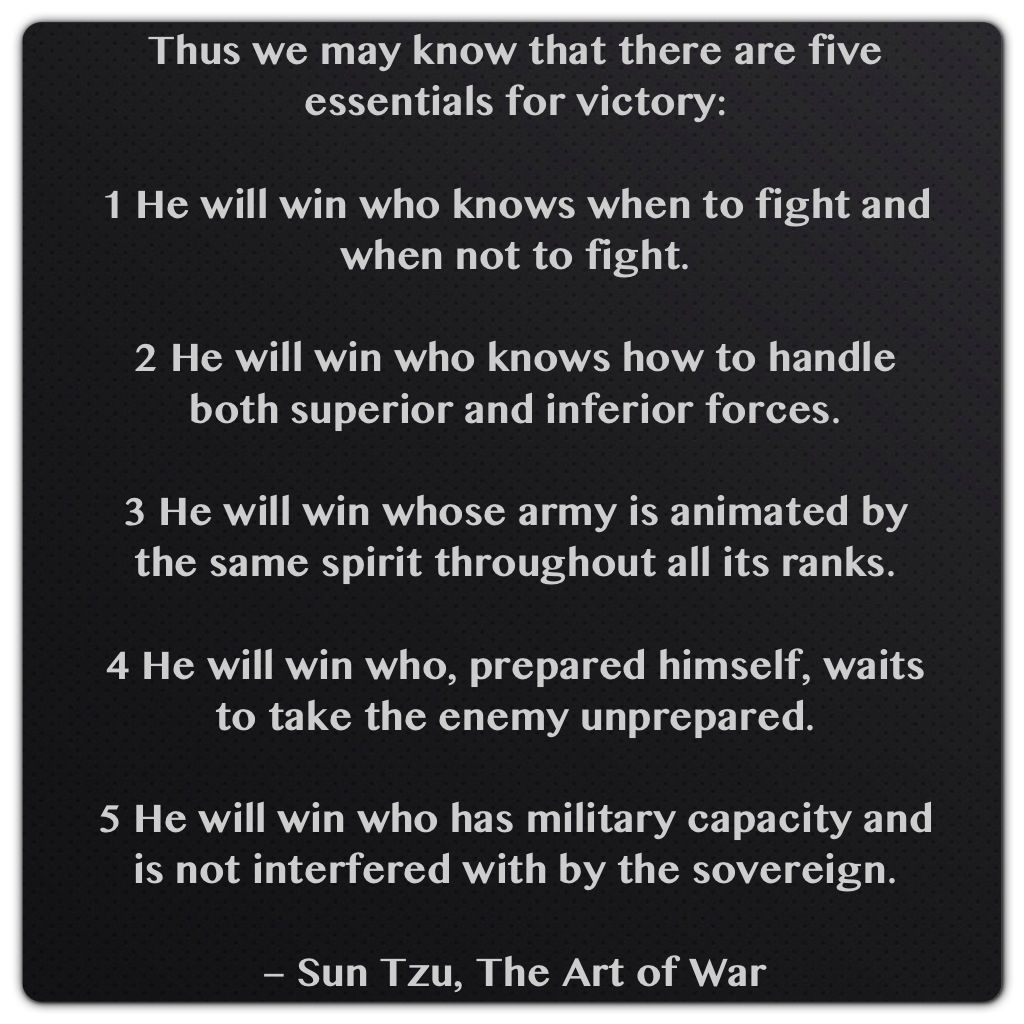 Sun Tzu The Art Of War Astrology Sun Tzu Quotes Art Of War Quotes