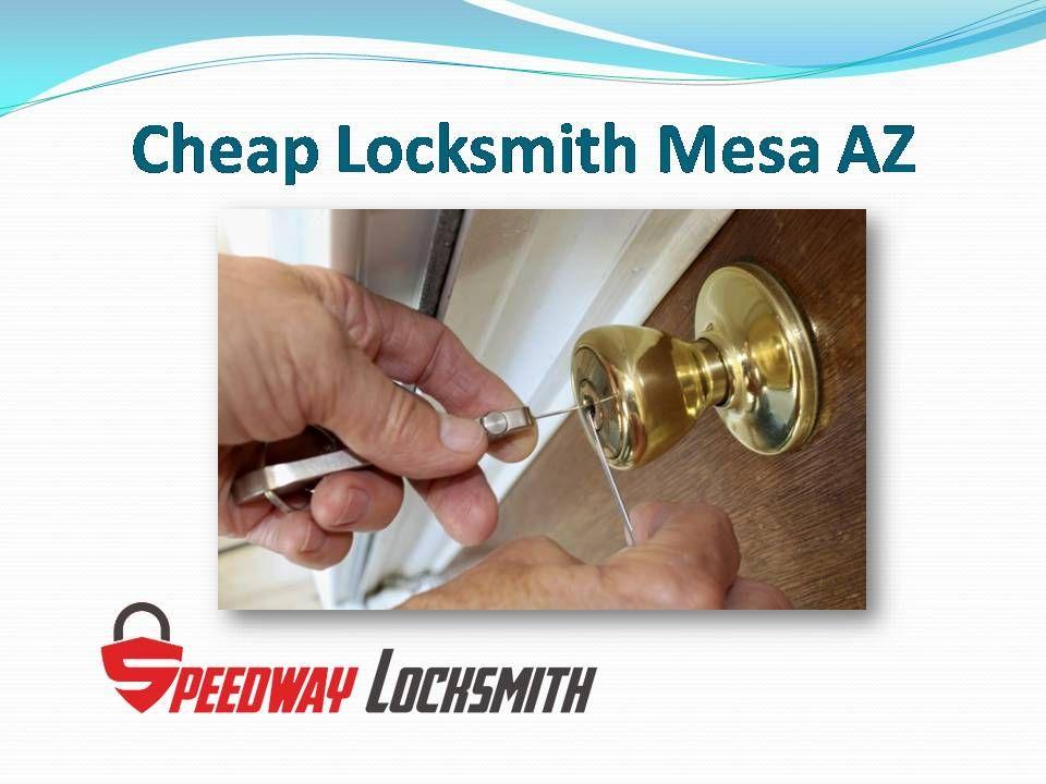 Are you searching cheap locksmith mesa az our