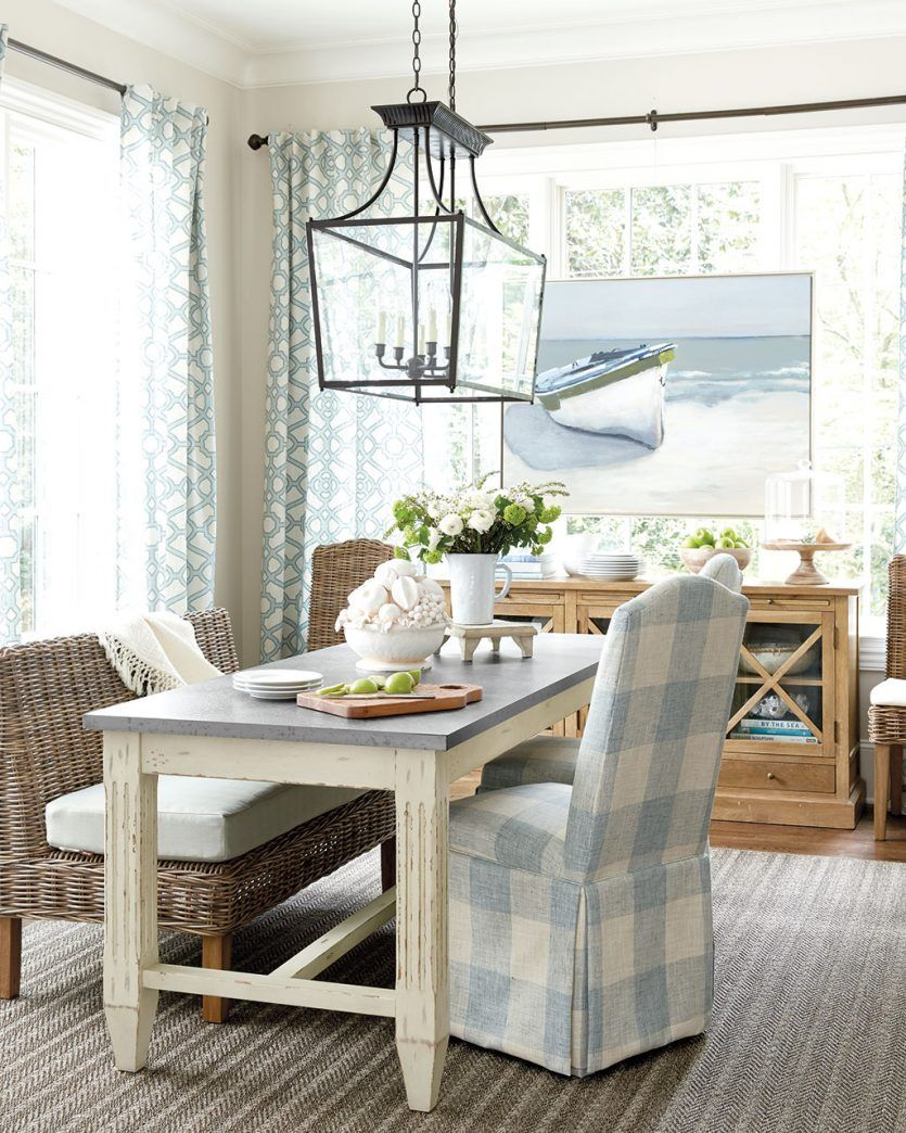 5 Ways To Get The Farmhouse Look With Images Dining Room Chair