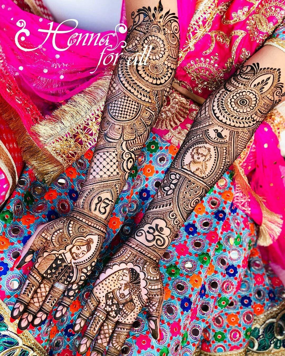 Henna design Bridal mehendi designs hands, Henna designs