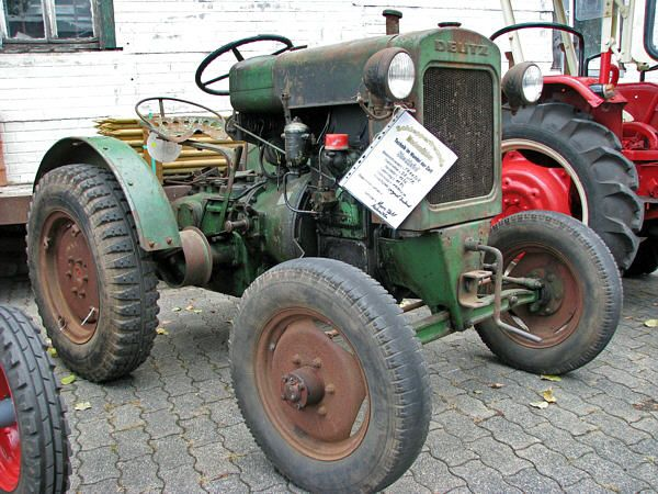 deutz f1m414 vorkrieg 1m oldtimer traktor traktoren. Black Bedroom Furniture Sets. Home Design Ideas