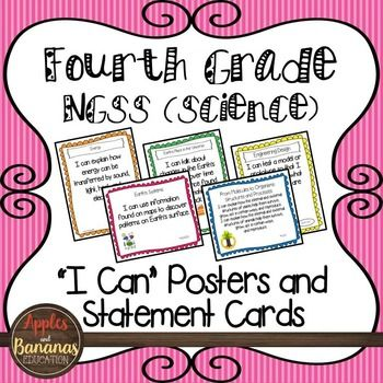 Fourth Grade NGSS