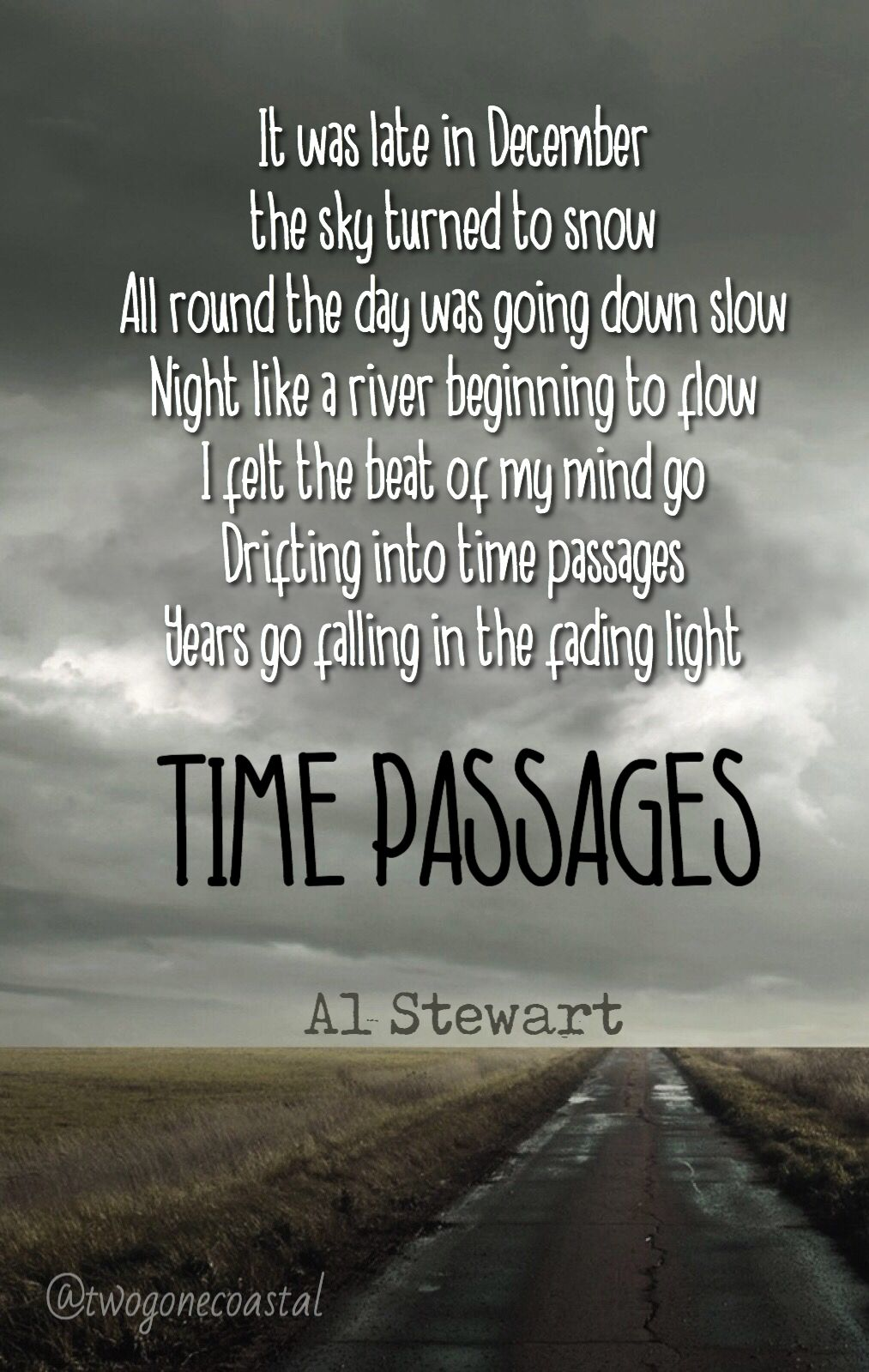 Pin By Twogonecoastal On Time Passages Time Quotes Passage Time Warp