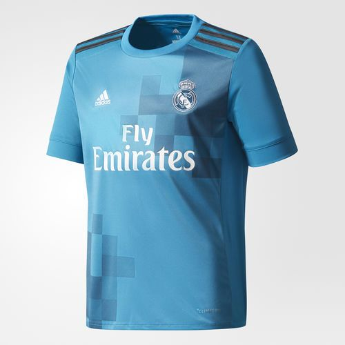 Adidas Jersey Tercer Uniforme Real Madrid Réplica Azul Adidas Mexico Camisetas Deportivas Real Madrid Jersey