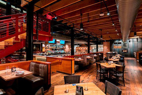 Matchbox Woodbridge Va 2018 Award Winners Restaurant Development Design Rddmag Restaurantdesign Designideas Restaurants Instagram