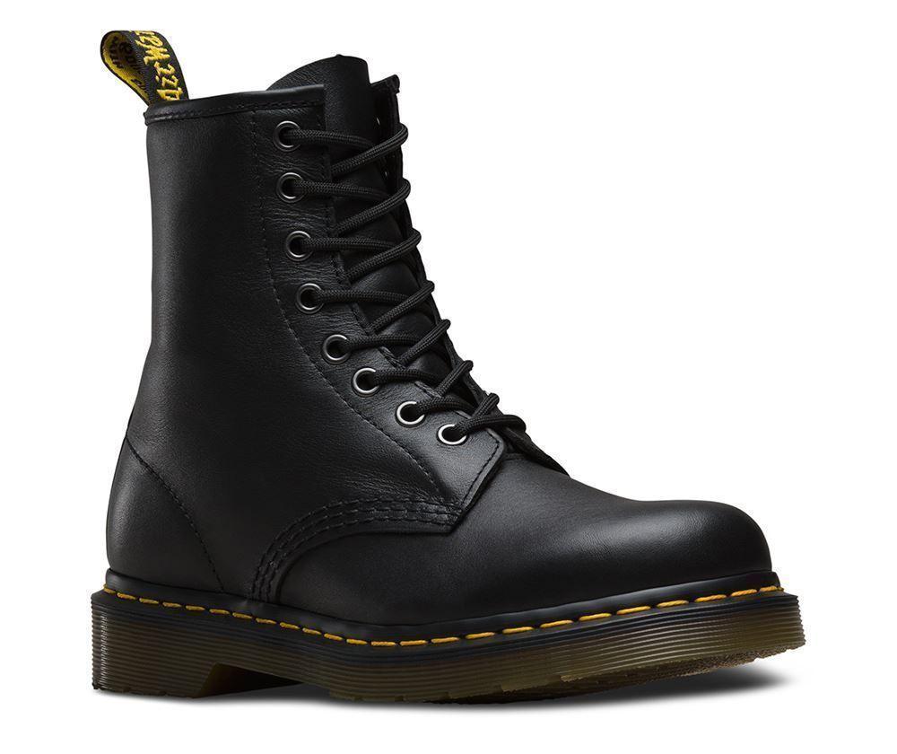 Details about Dr Martens Air Wair Lace Up Shoes ~ Black ~ Men SZ 13 M