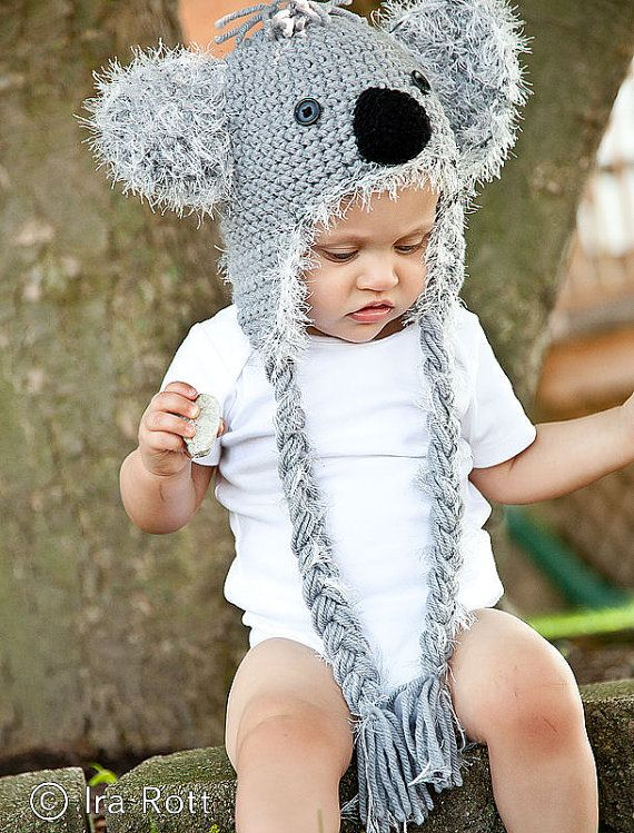Koala Bear =) | Baby shower stuff | Pinterest | Babysachen ...