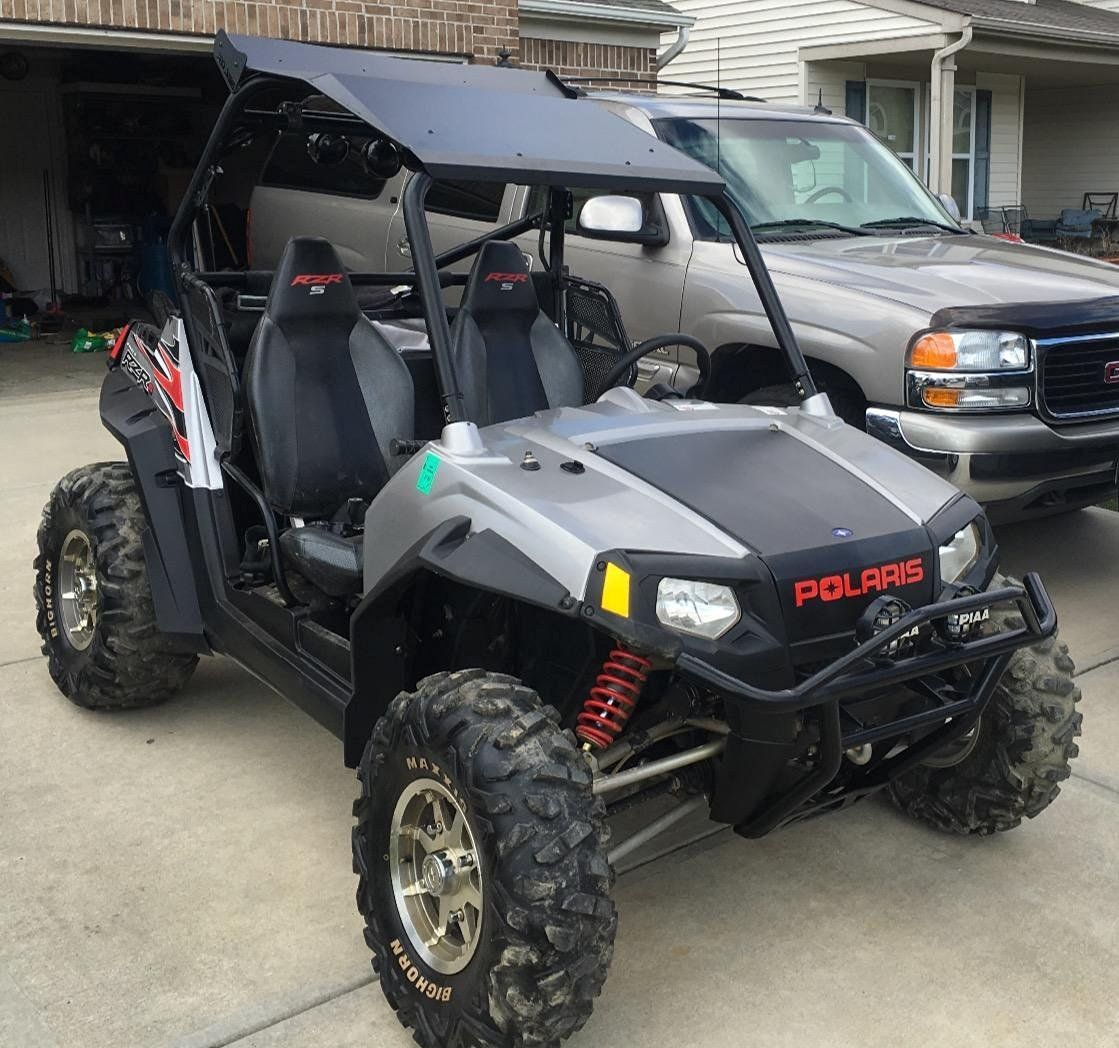 Baddawng Accessories 693 5433 00 Polaris Rzr 800s And 900xp Accessories Rzr Alum Top Rzr Polaris Rzr Dune Buggy