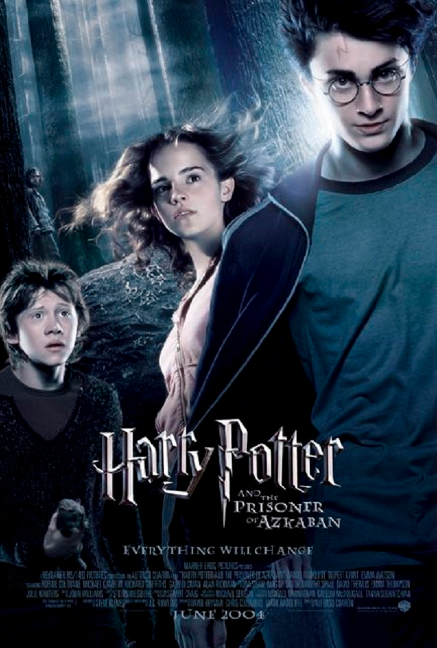 Harry Potter And The Prisoner Of Azkaban 2004 In 2020 Prisoner Of Azkaban The Prisoner Of Azkaban Harry Potter Movie Posters