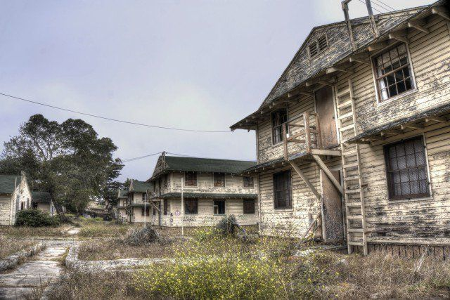 Fascinating Abandoned Military Bases From All Around The World Military Base Abandoned Army Post