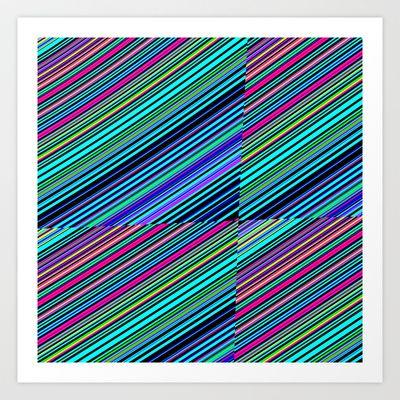 Re-Created Cross No. 15 #Art #Print by #Robert #S. #Lee - $18.00