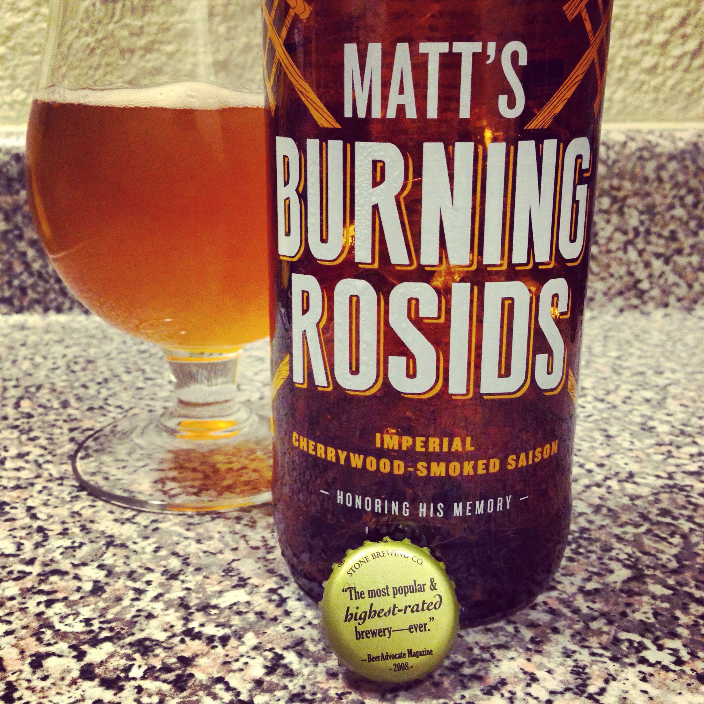Stone Matt S Burning Rosids
