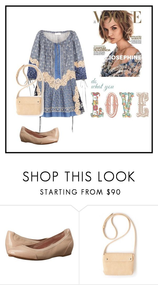 """""""J"""" by ena07-dlxx ❤ liked on Polyvore featuring Rockport and Brewster Home Fashions"""
