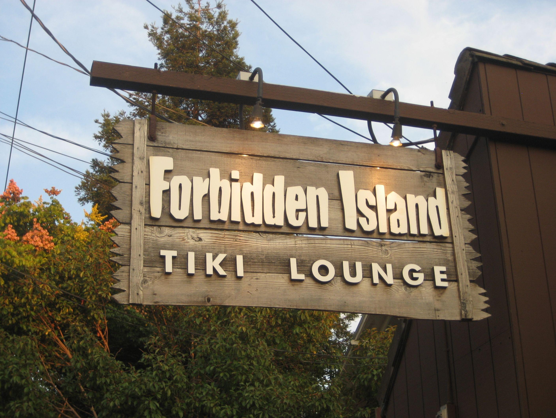 Forbidden Island #Tiki Lounge Alameda | Tiki | Pinterest | Tiki ...