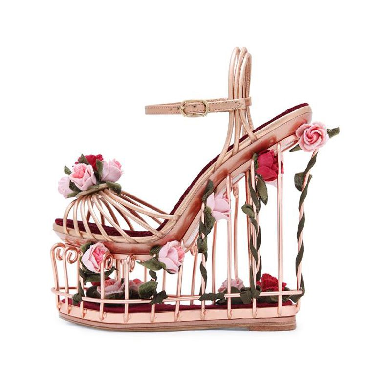d06149f429 Cheap shoes sandals slippers, Buy Quality sandal house shoes directly from  China sandals slingback Suppliers: 58CM Shaft Extreme High Heel 1… | Fashion