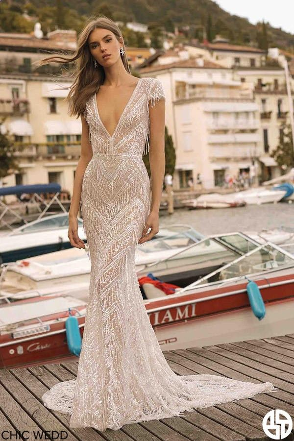 Berta Fall 2019 Wedding Dress Collection #Weddingdress #dreamwedding #bertaweddingdress