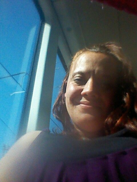 Me. Enjoying the Beautiful Day..