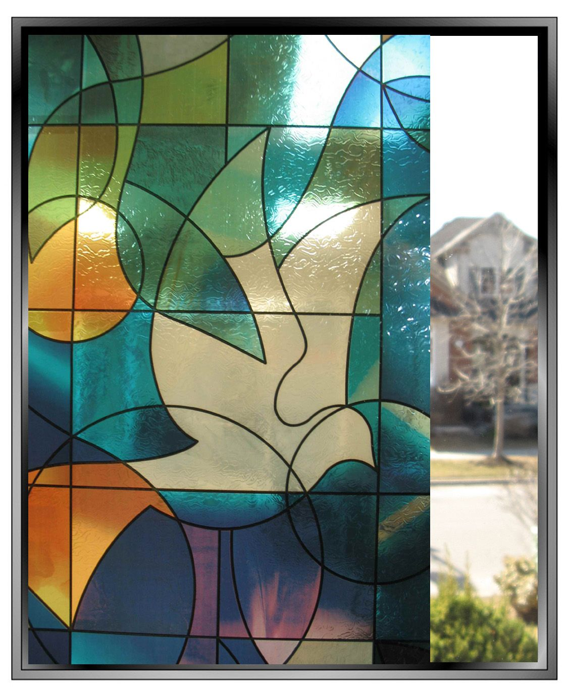 Stained Glass Window Patterns Magnificent Inspiration Ideas