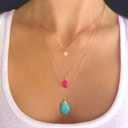 3 rouw necklace