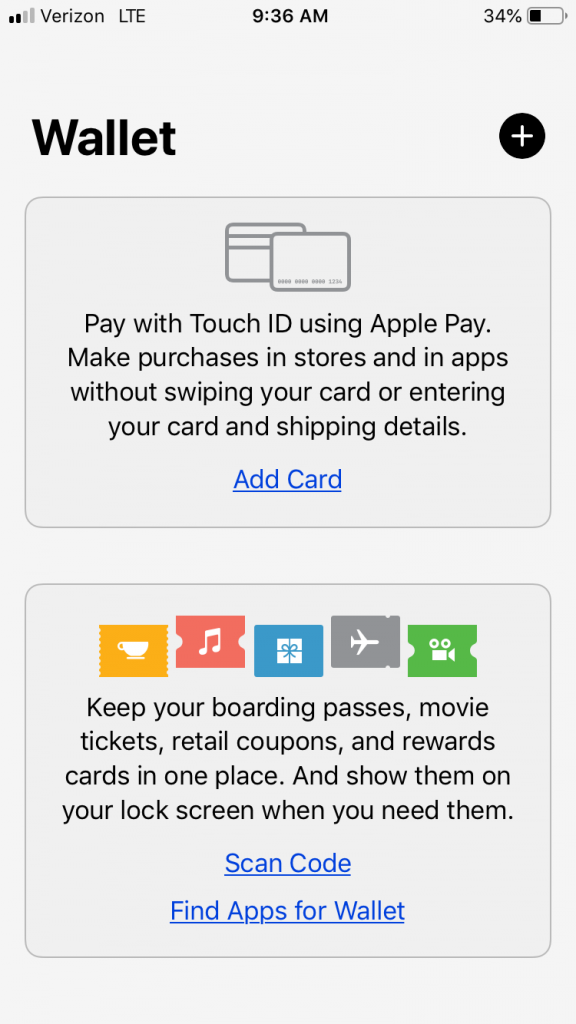 How to Set Up Apple Mobile Wallet iPhone Apple mobile