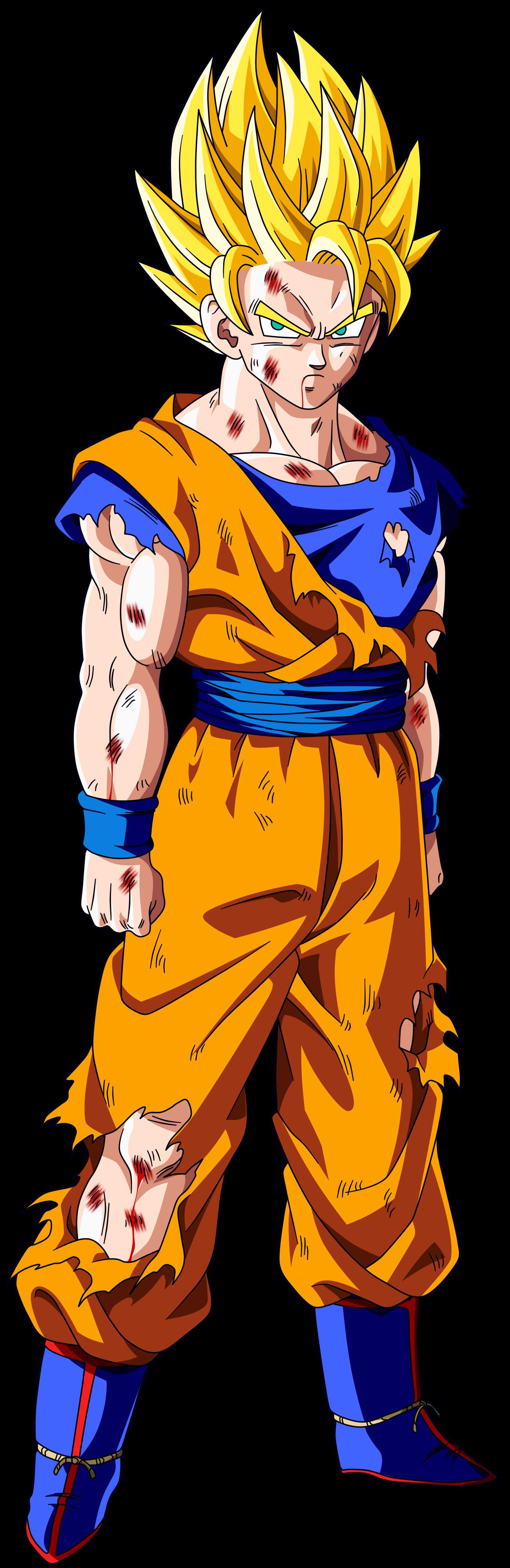 Goku ssj childhood pinterest goku dragon ball y - Sangoku super sayen 2 ...