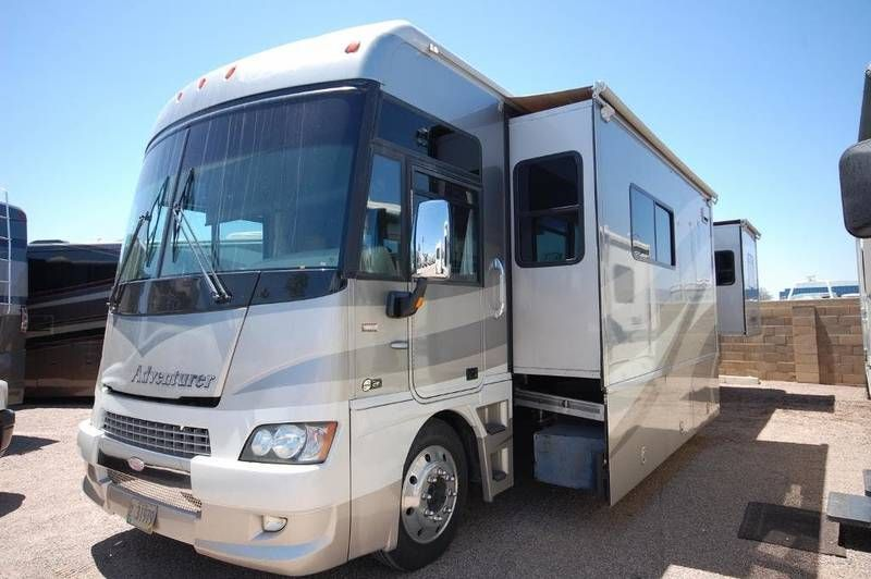 2007 Winnebago Adventurer 38j For Sale Mesa Az Rv For Sale