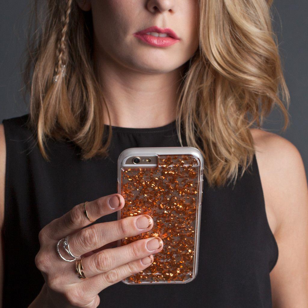 pretty nice 423f6 0786b iPhone 6/6s Karat Case - Rose Gold l CaseMate | iPhone 6S & 6S+ ...