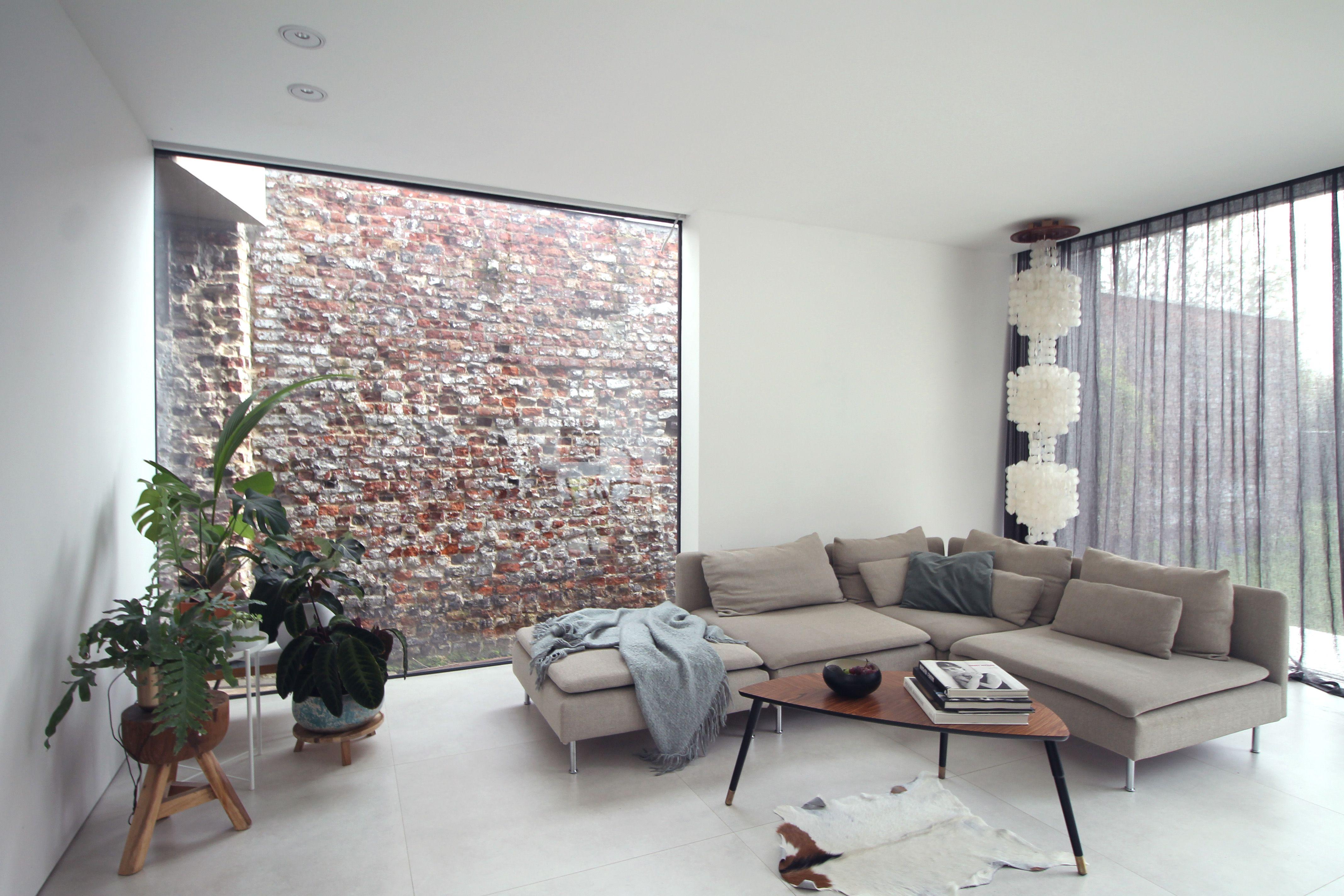 Hamblok Pissens Architecten Verbouwing Van Een Rijwoning In Vilvoorde