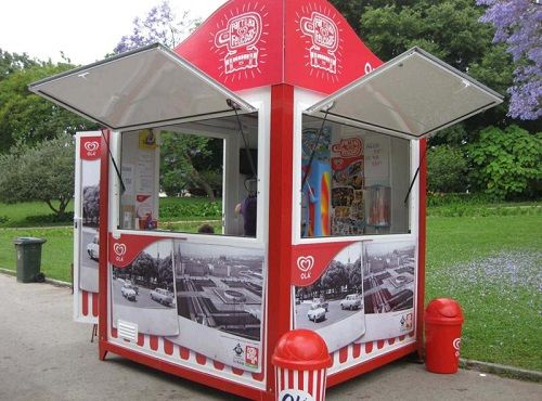 Kiosco prefabricado 500 370 kiosk for Kiosco bar prefabricado
