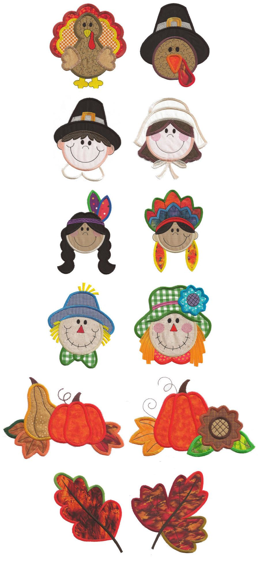 Embroidery | Free Machine Embroidery Designs | Harvest Happenings ...