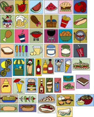 Fifty Picnic Food Blocks | Want to decorate all kinds of projects with appliqué motifs related to picnic foods? Well, there are fifty motifs here for you to enjoy! #familypicnicfoods Fifty Picnic Food Blocks | Want to decorate all kinds of projects with appliqué motifs related to picnic foods? Well, there are fifty motifs here for you to enjoy! #familypicnicfoods Fifty Picnic Food Blocks | Want to decorate all kinds of projects with appliqué motifs related to picnic foods? Well, there are fif #familypicnicfoods