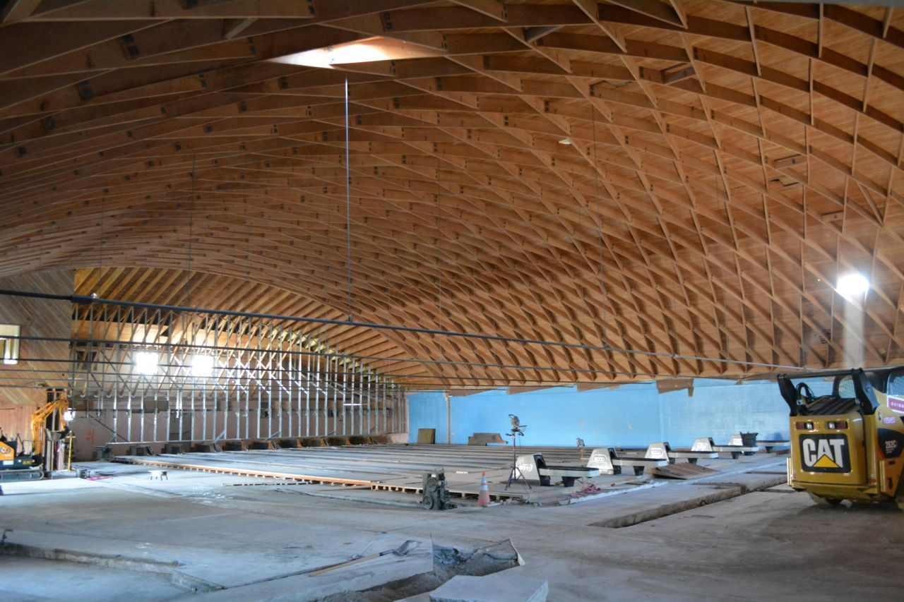 Wonderful Lamella Roof Structure Pictures   Yahoo Search Results Yahoo Image Search  Results