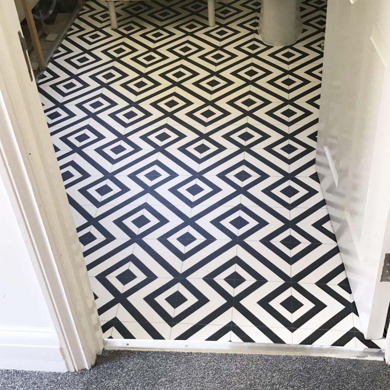 Carpetright Mardi Gras Vinyl Flooring Bathroom In 2018 Pinterest