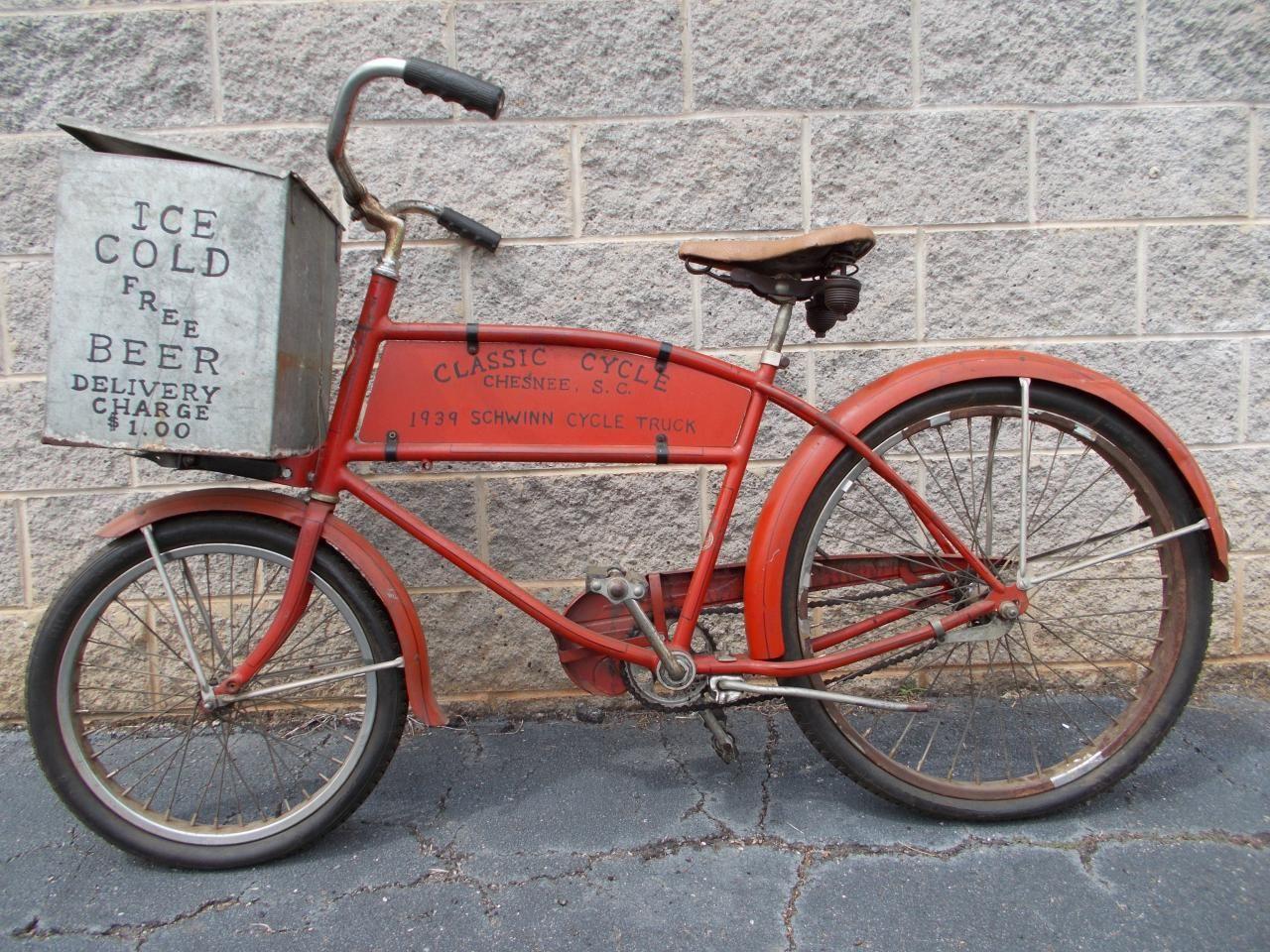 1939 Schwinn Cycle Truck For Sale 500 00 Schwinn Antique