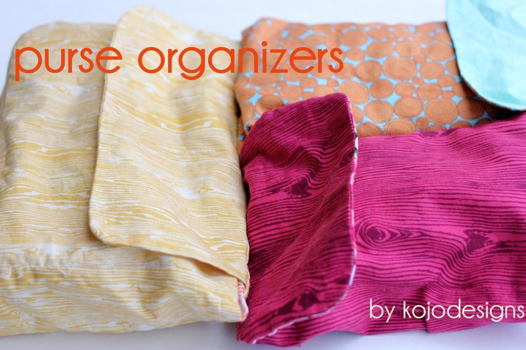 Estas bolsas son perfectas para organizar tus cosas #Singer ...