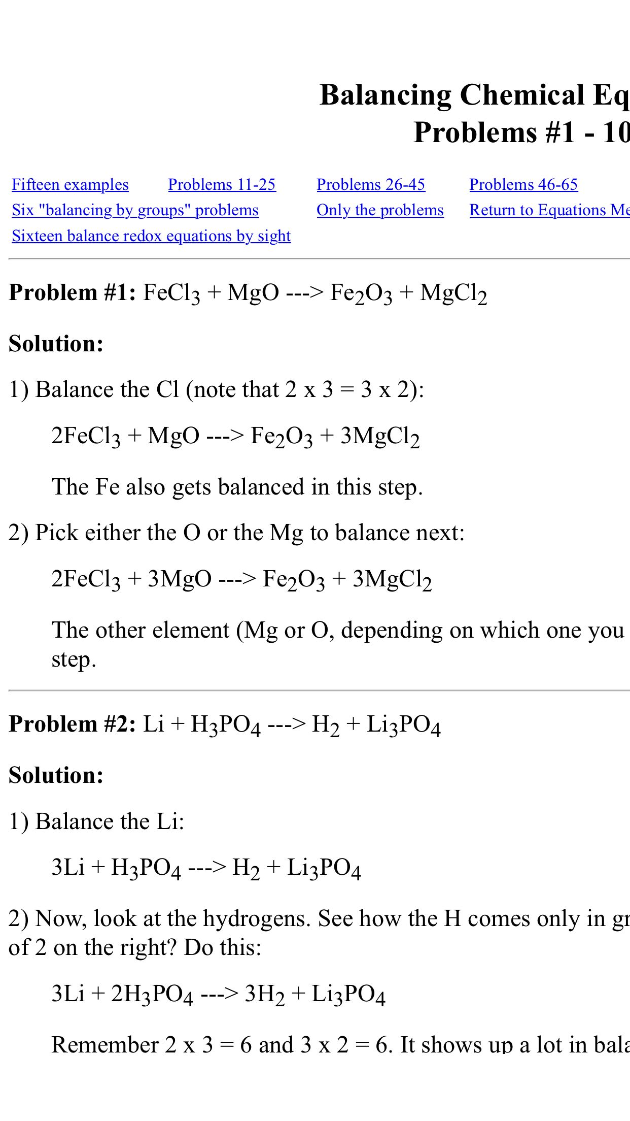 Pin By Albie Gilman On Chemistry Chemical Equation Equations Chemistry