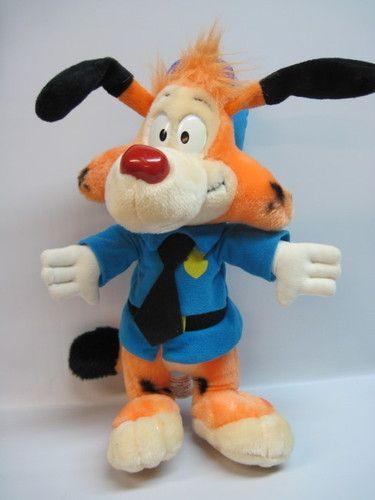 Walt Disney Bonkers D Bobcat Plush By Ms Jokers Toybox