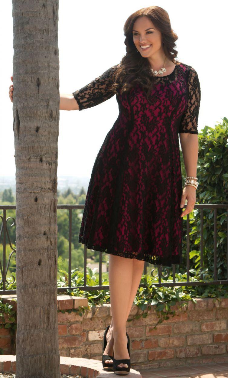 Sweet Leah Lace Dress 7fef2b3508