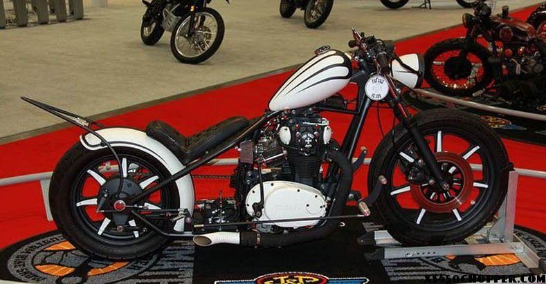 Streetkore Project Xs650 Streetracer Xs650 Bobber Bikes Custom Wheels