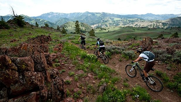 The Best Hot Springs In America Outdoors Adventure Bike Route