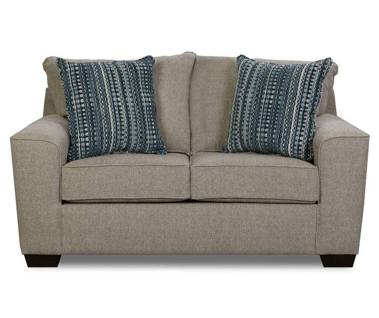 Pleasing Lane Dharma Cloud Beige Loveseat Furniture In 2019 Camellatalisay Diy Chair Ideas Camellatalisaycom