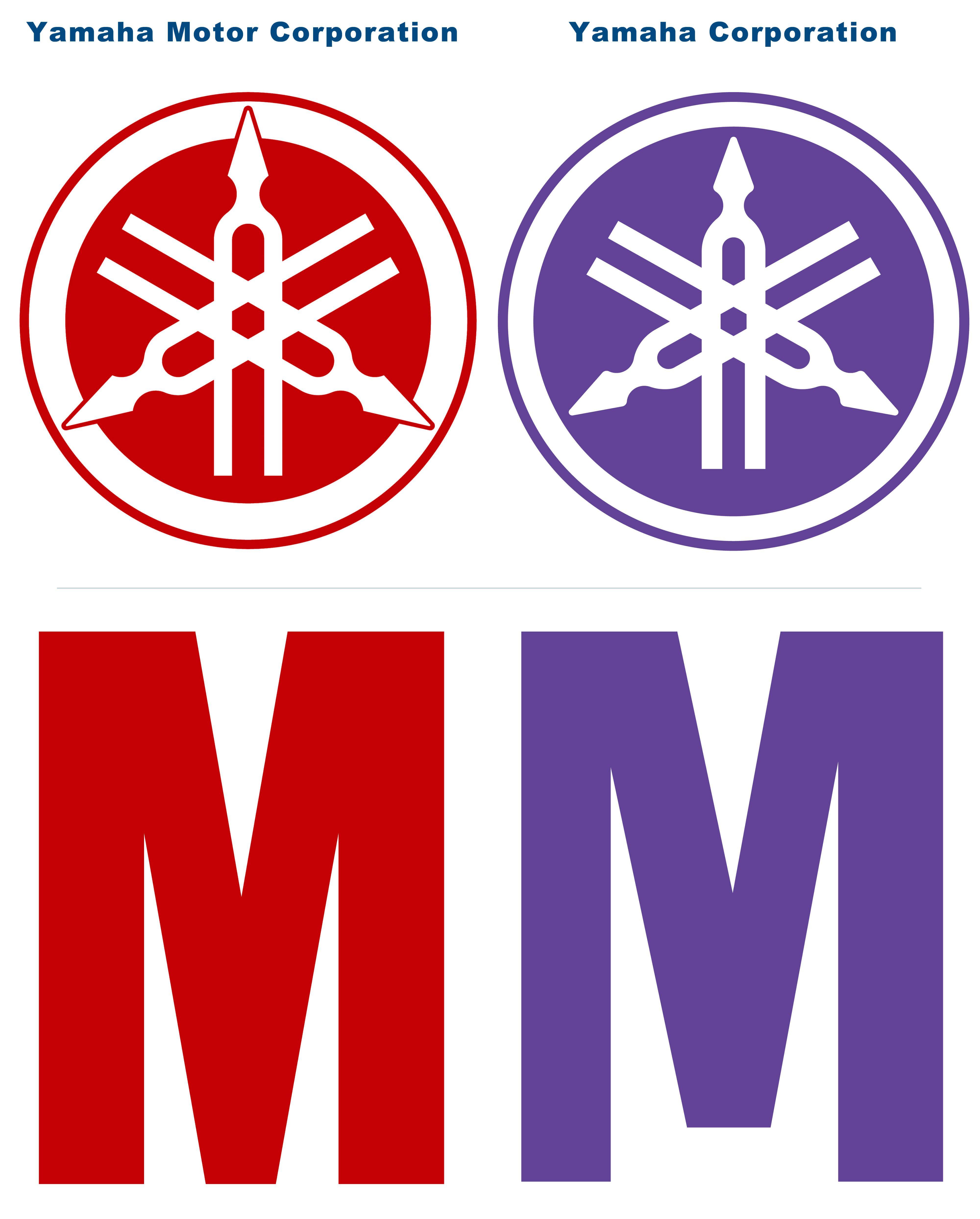 Yamaha Emblems