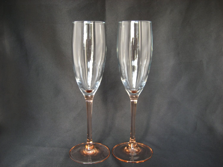 olga cassini long stem champagne flutes - HD1500×1125